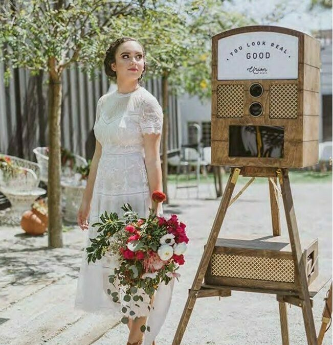Vintage Booth